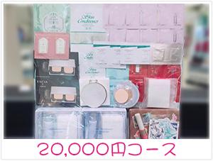 アルビオン・イグニス・エレガンス福袋20,000円コース景品プレゼント
