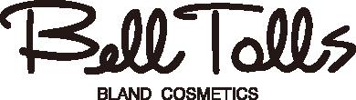 札幌市西区にあるスキンケア、ベースメイク、ポイントメイクなど有名ブランド化粧品を取り揃えた 化粧品専門店 Bell Tollsロゴ