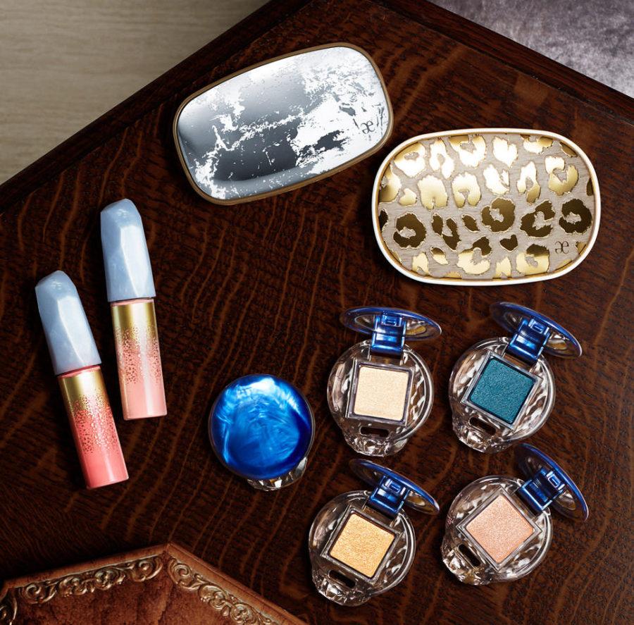 イオンモール札幌発寒 化粧品専門店BellTolls エレガンスクルーズ ファインカラー サンディカラー カラークリエーションケース