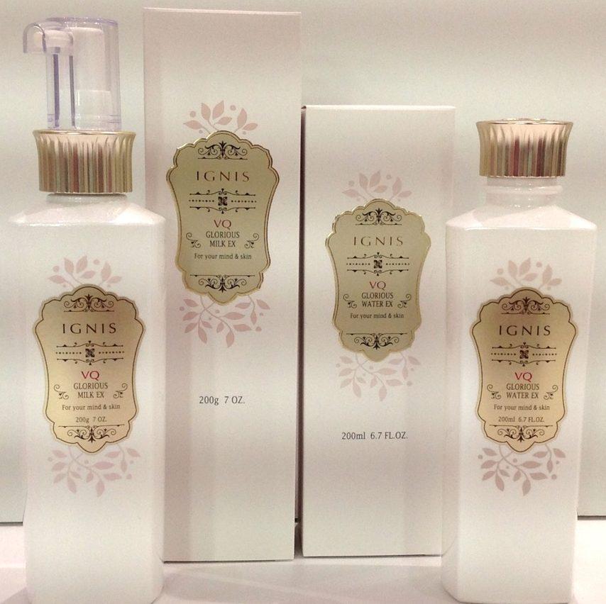 イオンモール札幌発寒 化粧品専門店BellTolls イグニスVQグロリアスミルクEX