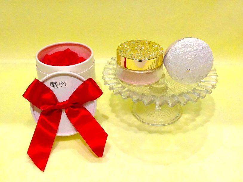 イオンモール札幌発寒 化粧品専門店BellTolls コスメデコルテAQMWフェイスパウダー エターナルブーケ