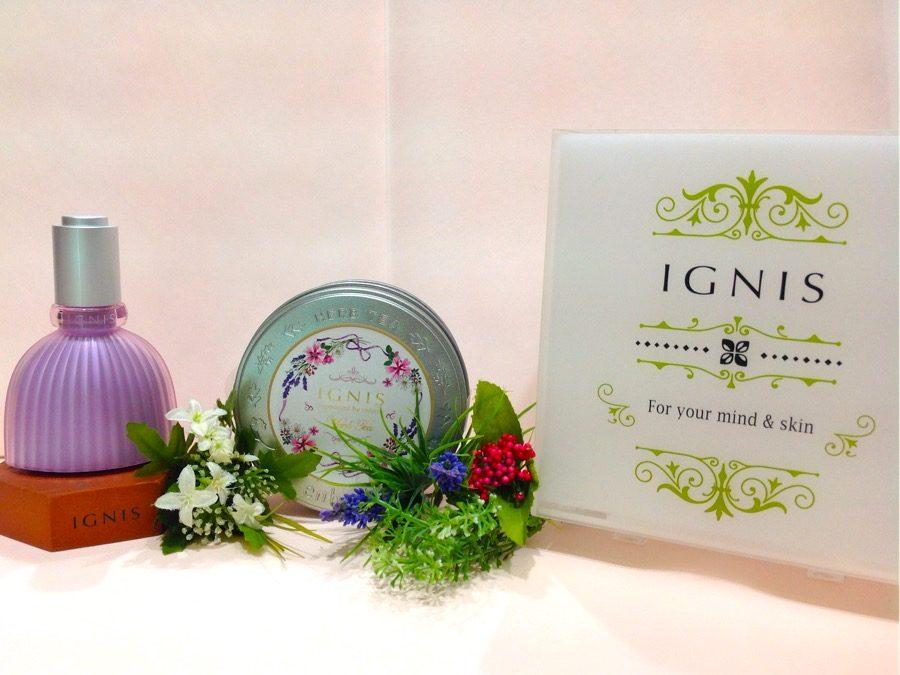 イオンモール札幌発寒 化粧品専門店BellTolls イグニス フラワースピリット キャンペーン2017
