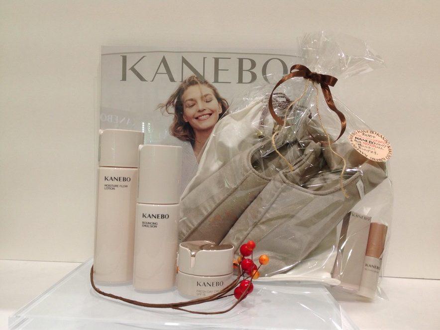 イオンモール札幌発寒 化粧品専門店BellTolls KANEBOホリデイジャーニースキンケアセット