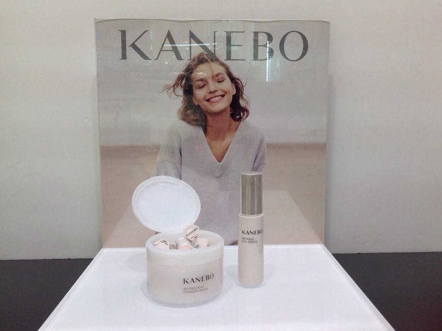 イオンモール札幌発寒 化粧品専門店BellTolls KANEBO リフレッシングパウダーウォッシュ リファイニングアイセラム