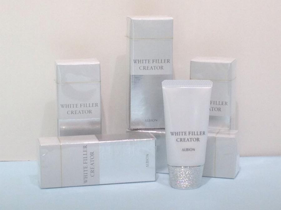 イオンモール札幌発寒 化粧品専門店BellTolls アルビオン ホワイトフィラークリエイター