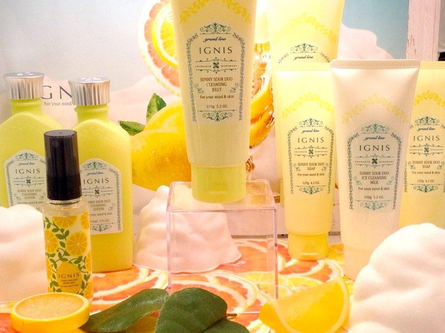イオンモール札幌発寒 化粧品専門店BellTolls イグニス サニーサワデュオクレンジングジェリー